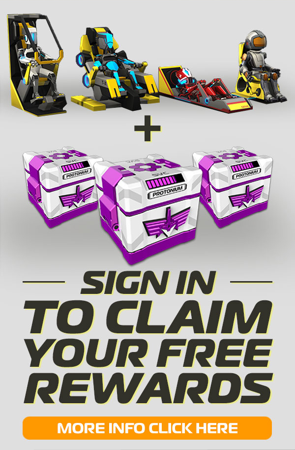 Sign in to claim your free rewards!